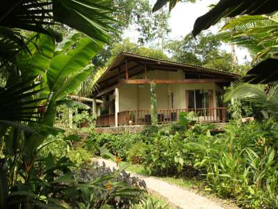 Boutique Lodge in Tropical Botanical Gardens in Costa Rica