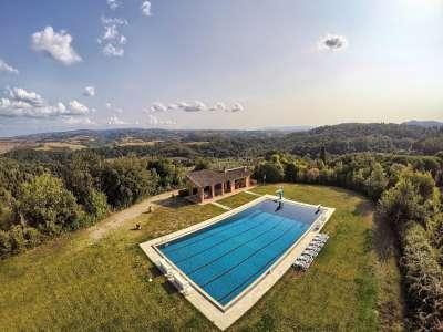 6 bedroom farmhouse for sale, Florence, Chianti