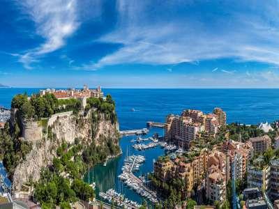 French Riviera Hotel for Sale Close to Monaco.