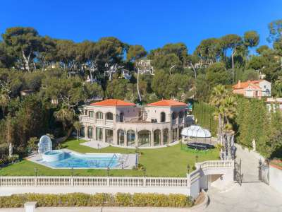 8 bedroom villa for sale, Cap d
