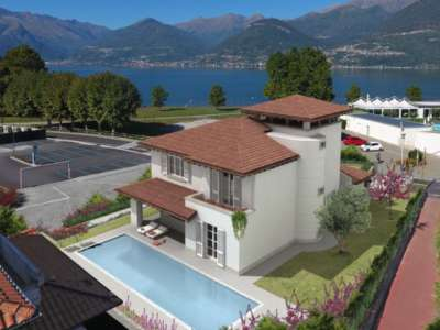 3 bedroom villa for sale, Colico, Lecco, Lake Como