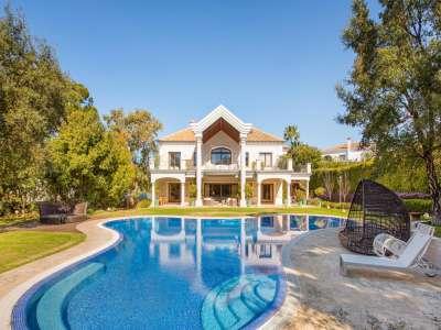 7 bedroom villa for sale, El Rosario, Marbella, Malaga Costa del Sol, Andalucia