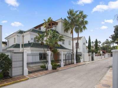 4 bedroom villa for sale, Puente Romano, Marbella, Malaga Costa del Sol, Marbella Golden Mile
