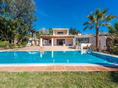8 bedroom villa for sale, Nagueles, Marbella, Malaga Costa del Sol, Marbella Golden Mile