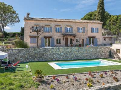 4 bedroom house for sale, Grasse, Cote d'Azur French Riviera