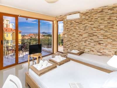 10 bedroom hotel for sale, Petrovac, Budva, Coastal Montenegro
