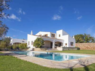 5 bedroom villa for sale, Trebaluger, South Eastern Menorca, Menorca