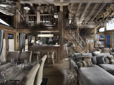 5 bedroom ski chalet for sale, Courchevel, Savoie, Three Valleys Ski