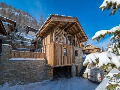 7 bedroom ski chalet for sale, Val d
