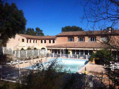 23 bedroom hotel for sale, Le Thoronet, Var, Provence