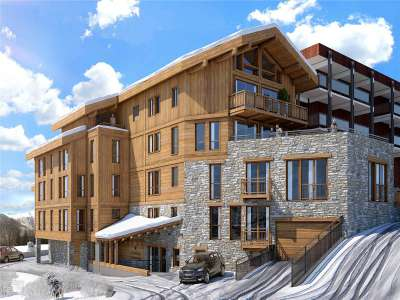 3 bedroom penthouse for sale, Courchevel, Savoie, Three Valleys Ski