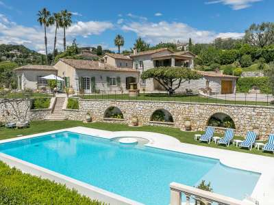 7 bedroom villa for sale, Saint Paul de Vence, Alpes-Maritimes, French Riviera