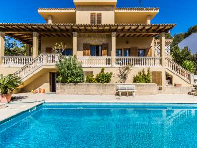 4 bedroom villa for sale, Costa d'en Blanes, South Western Mallorca, Mallorca