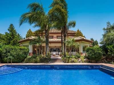 7 bedroom villa for sale, Guadalmina Baja, San Pedro de Alcantara, Malaga Costa del Sol, Andalucia