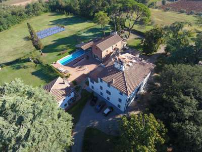 15 bedroom villa for sale, Siena, Chianti