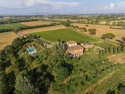 5 bedroom farmhouse for sale, Torrita di Siena, Siena, Chianti