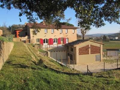 11 bedroom farmhouse for sale, Toscana, Pisa, Tuscany