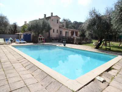 3 bedroom villa for sale, Valbonne, French Riviera