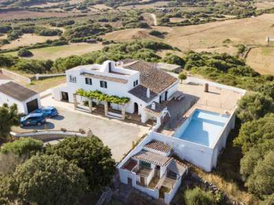 7 bedroom farmhouse for sale, Mahon, South Eastern Menorca, Menorca