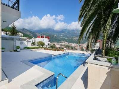 5 bedroom villa for sale, Budva, Coastal Montenegro
