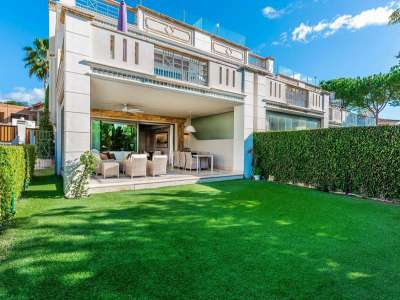5 bedroom townhouse for sale, Sierra Blanca, Marbella, Malaga Costa del Sol, Marbella Golden Mile