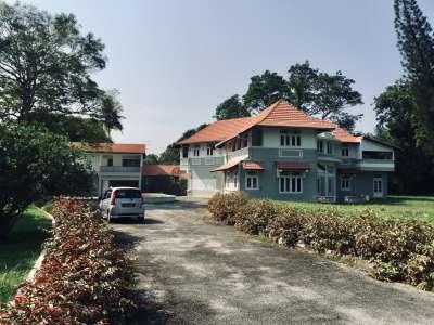 Tunku Abdul Rahman's Former Residence for Sale in Penang Island, Malaysia