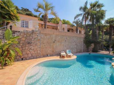 5 bedroom villa for sale, Super Garavan, Menton, French Riviera
