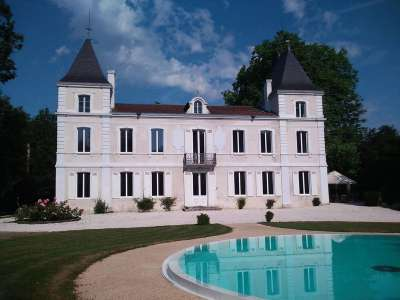 8 bedroom French chateau for sale, Nerac, Lot-et-Garonne, Aquitaine