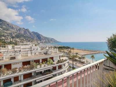 2 bedroom apartment for sale, Garavan, Menton, French Riviera