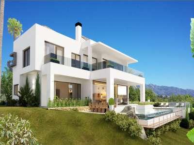 4 bedroom villa for sale, El Paraiso, Malaga Costa del Sol, Andalucia