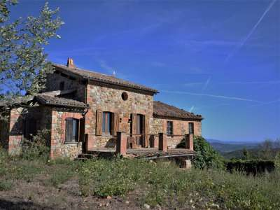 5 bedroom farmhouse for sale, Ficulle, Terni, Umbria