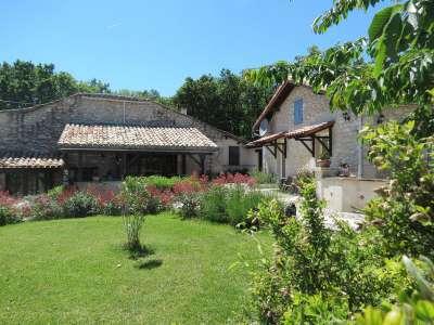 13 bedroom house for sale, Lauzerte, Tarn-et-Garonne, Midi-Pyrenees