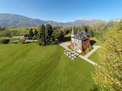 8 bedroom French chateau for sale, Coise Saint Jean Pied Gauthier, Savoie, Rhone-Alpes