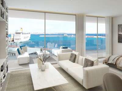 1 bedroom apartment for sale, Paseo Maritimo, Palma, Palma Area, Mallorca