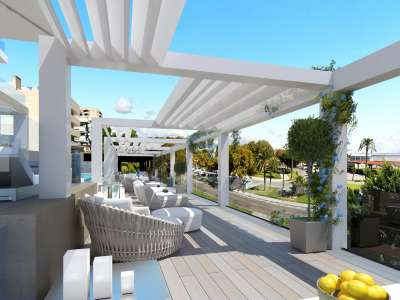 4 bedroom penthouse for sale, Paseo Maritimo, Palma, Palma Area, Mallorca