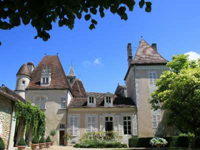 9 bedroom French chateau for sale, Riberac, Dordogne, Aquitaine