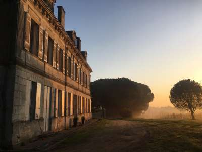 10 bedroom French chateau for sale, Coutras, Gironde, Aquitaine