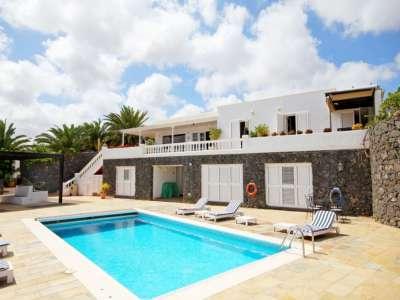 6 bedroom villa for sale, Puerto Calero, Southern Lanzarote, Lanzarote