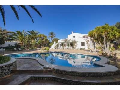 12 bedroom villa for sale, Biniarroca, Villacarlos, South Eastern Menorca, Menorca