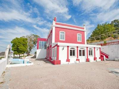 6 bedroom villa for sale, Palmela, Setubal District, Alentejo Southern Portugal