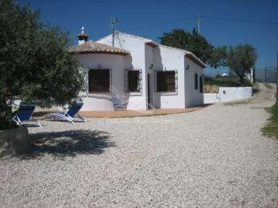 3 bedroom villa for sale, Comares, Malaga Costa del Sol, Andalucia