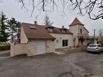 8 bedroom manor house for sale, Saint Matre, Lot, Midi-Pyrenees