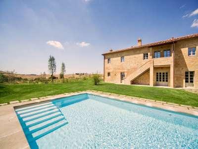 5 bedroom villa for sale, Montaione, Florence, Chianti