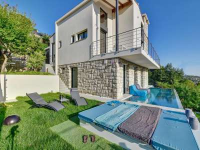 3 bedroom villa for sale, La Turbie, Eze Cap d'Ail, French Riviera