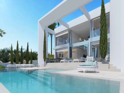 4 bedroom villa for sale, Port Adriano, South Western Mallorca, Mallorca