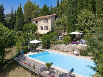 5 bedroom farmhouse for sale, Chateauneuf, Grasse, French Riviera