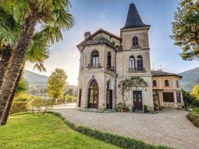 6 bedroom villa for sale, Lugano, Lake Lugano