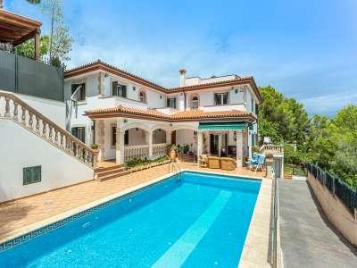 8 bedroom villa for sale, Cas Catala, South Western Mallorca, Mallorca