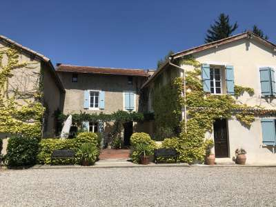 8 bedroom house for sale, Mirepoix, Ariege, Midi-Pyrenees