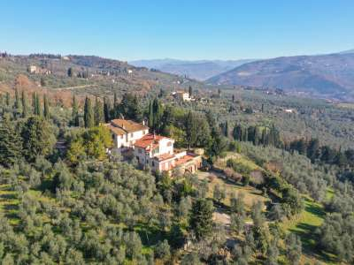 8 bedroom villa for sale, Florence, Chianti